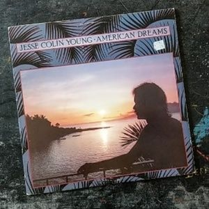 Other - Jesse Colin Young American Dreams Record Album
